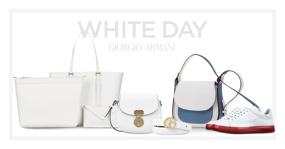 Happy White Day ー洗練されたジョルジオ アルマーニのギフトコレクション。ホワイトデーにも、新生活の贈り物にもぴったり。https://t.co/r6YxOQYIJU   #WhiteDay https://t.co/EjeS02PSZH