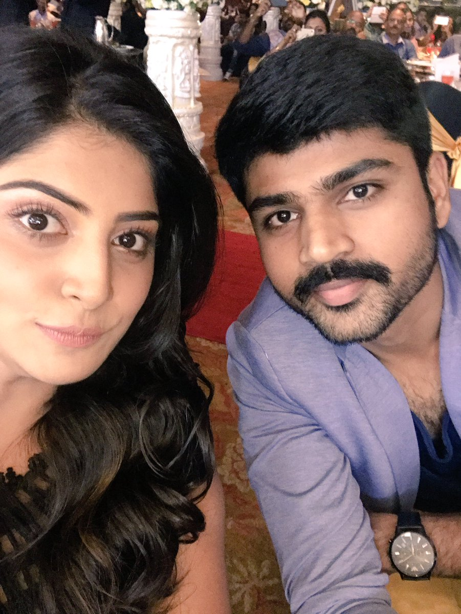 RT @actor_shirish: Heyyyyy happpy bdayy @mohan_manjima wishing u all success this year 👏🏼👏🏼👏🏼 🎁🎉GB https://t.co/nkLoua6yJ1