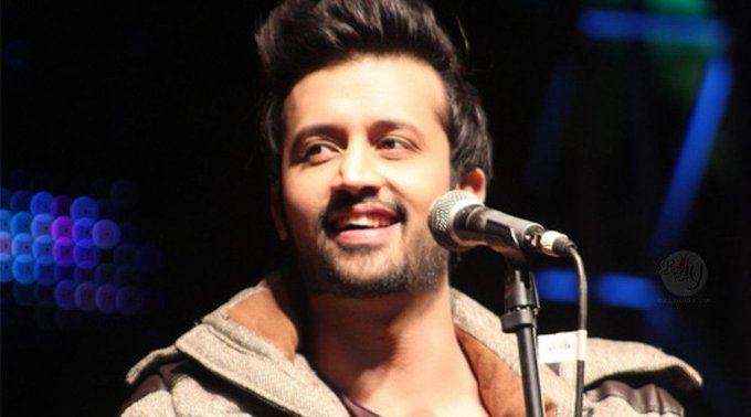 wishes the soulful singer Atif Aslam a very Happy Birthday.