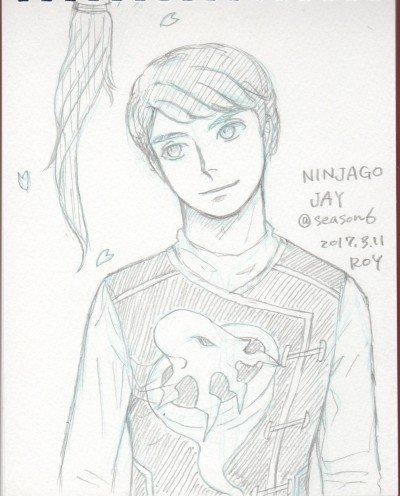 #ninjago JAY @ season6 期間限定ですが、レゴニンジャゴー シーズン5の配信おめでとう!!最初のシー