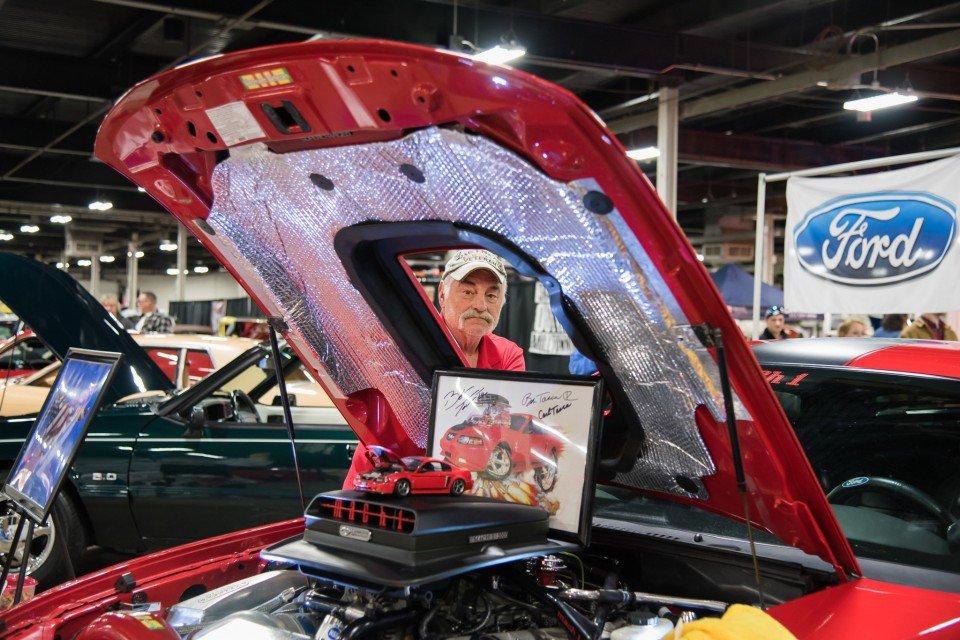 Seen@ Frank Maratta's Auto & Race-A-Rama show at the Big E