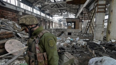 'Out of sight, out of mind': Humanitarian crisis worsens in Ukraine as world focuses on Syria, Iraq