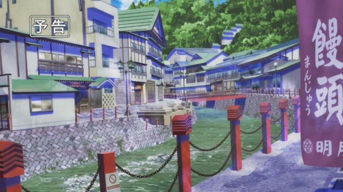 前クールのガーリッシュナンバーの銀山温泉といい、今期の3月のライオンの天童駅といい、アニメ聖地が少ない山形県民にとっては