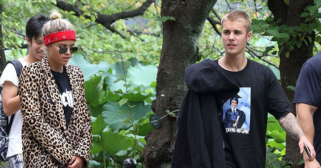 Sorry Selena Gomez/@JustinBieber fans, we've found PROOF he's still into @srichieee: