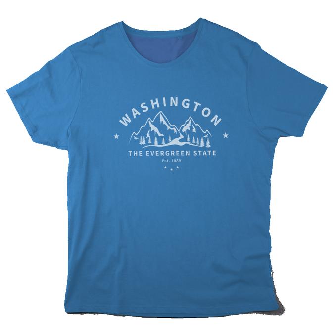 Win a Washington Pride Shirt!