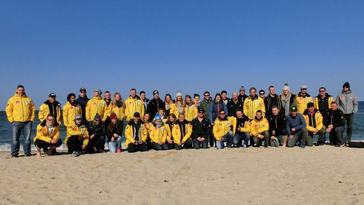 BSD Bob und Skeletonteam in Korea #BSDteam #WirfuerD https://t.co/daPj78RuxT