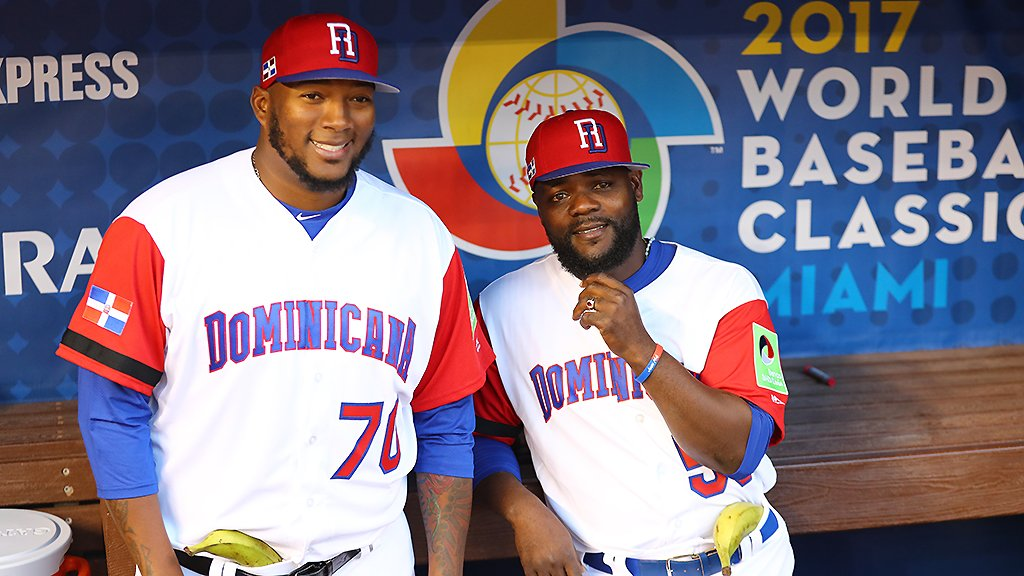 All smiles in #WBC2017. https://t.co/Vc1ANWci5y