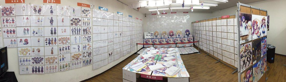 【大阪】『ガーリッシュナンバー展』開催中!開催は3/12(日)まで!本日までとなっております!各種特典もまだ残っておりま