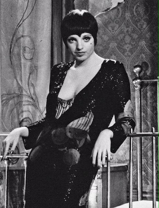 Happy Birthday to the one and only Miss Liza Minnelli!!