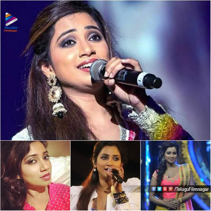 Wishing the beautiful singer Shreya Ghoshal a Very Happy Birthday!