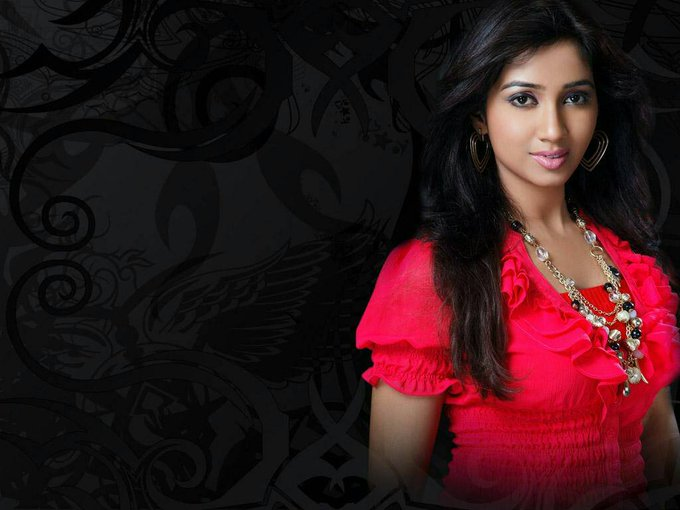 Happy Birthday to India\s Favourite Playback Singer, Shreya Ghoshal.