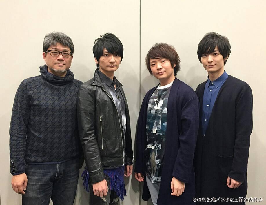 3月12日(日)電撃コミック祭2017「スタミュ(第2期)」ステージ♪ご来場いただきました皆さま、ありがとうございました