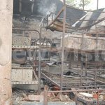 Fire guts Mayuge dormitory