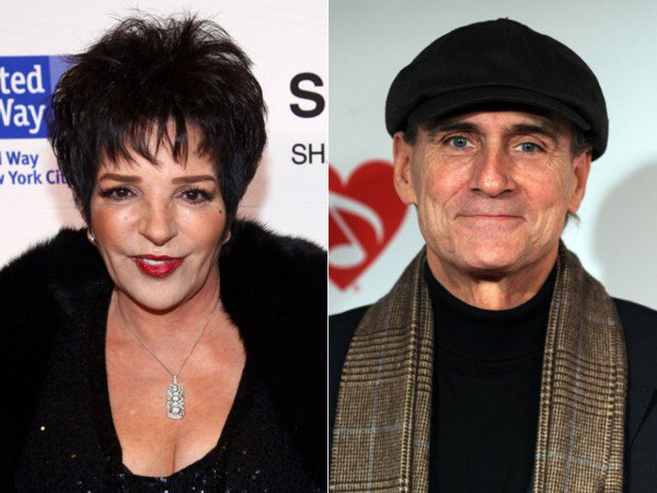 March 12: Happy Birthday Liza Minnelli and James Taylor