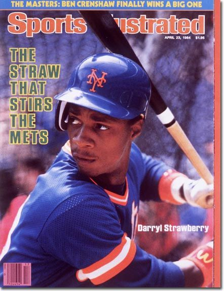 Happy 55th Birthday all-time great slugger Darryl Strawberry!!!