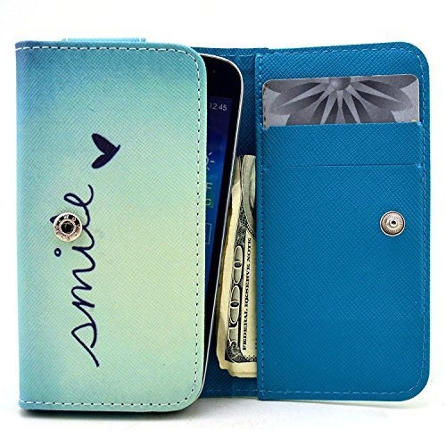 #free #iphone #win #style #digital #usb #giveaway #np FIGO Atrium 5.5 Case,Universal Wallet Clutch Bag Carrying Flip Leather Smartphone Case with Card Slots for FIGO Atrium 5.5 Inch-Smile Style #rt