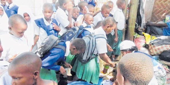 Malnutrition threatens to derail Tanzania's education development