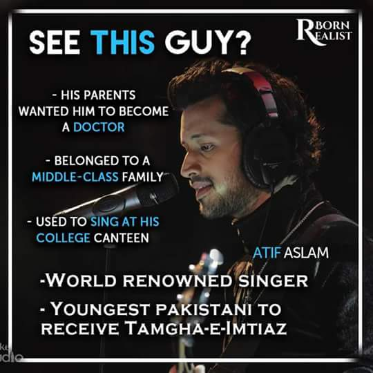 HaPpY Birthday Atif Aslam....