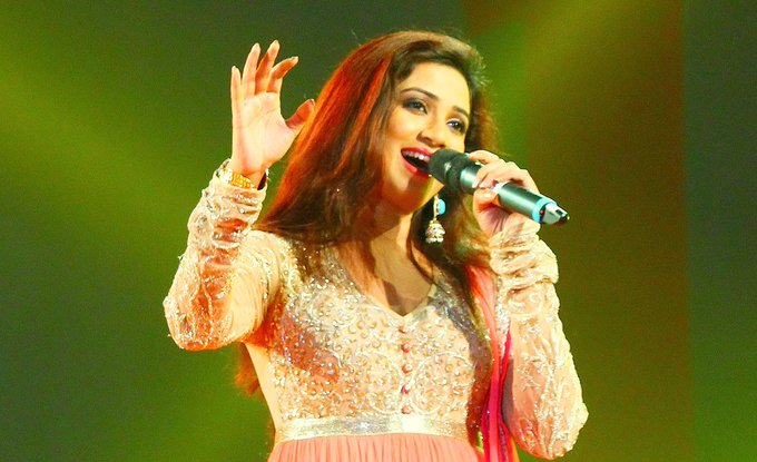 MumbaiMirror:  | Happy Birthday shreyaghoshal