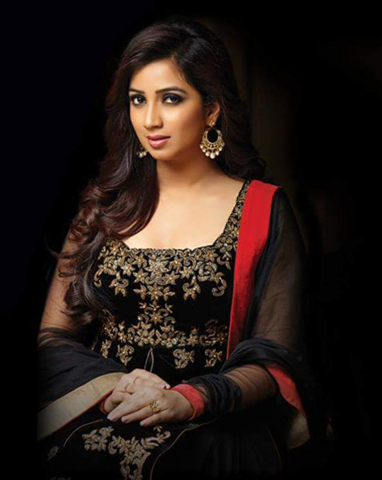 Happy birthday melody queen Shreya Ghoshal
