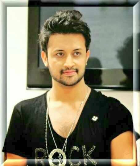 Atif aslam birthday & I I am big fan of atif aslam,I wish atif a very happy birthday atif. enjoy your self
