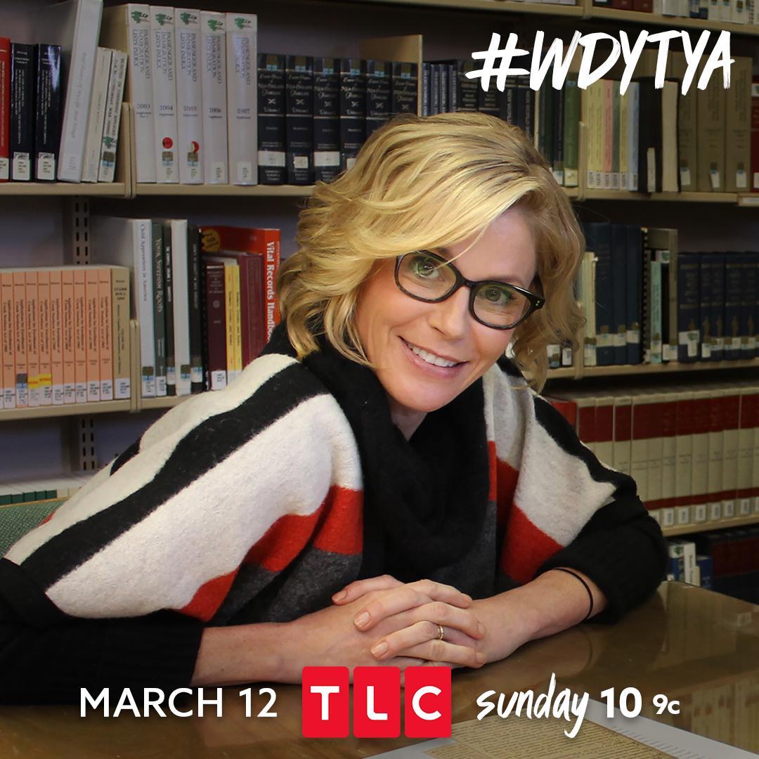 RT @wdytya: Dive into @ItsJulieBowen's family history on tonight's #WDYTYA! https://t.co/VJNmfFZ5GD