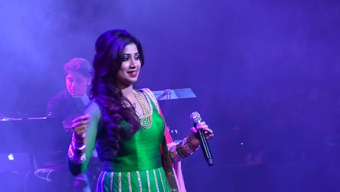 Happy Birthday Shreya Ghoshal the singing icon celebrating 33th birthday