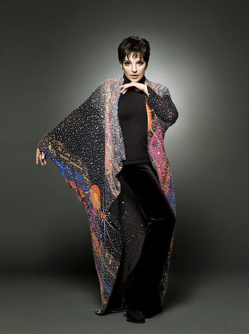 Happy 71st Birthday to style star and all around beautiful girl, Liza Minnelli