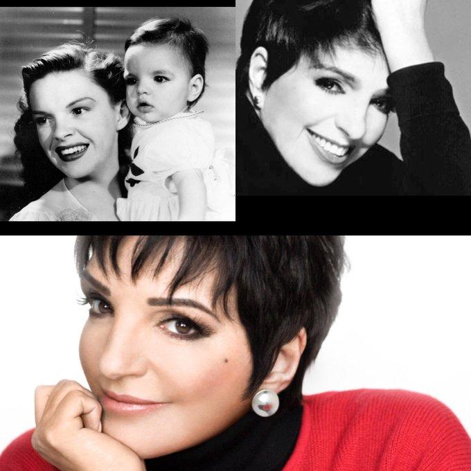 Happy birthday to the sensational, Liza Minnelli