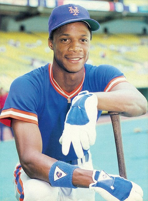 Happy Birthday Darryl Strawberry