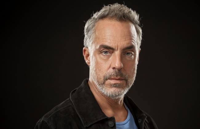Happy Birthday. Today, Mar. 12, 1961 Titus Welliver, American actor was born.   (