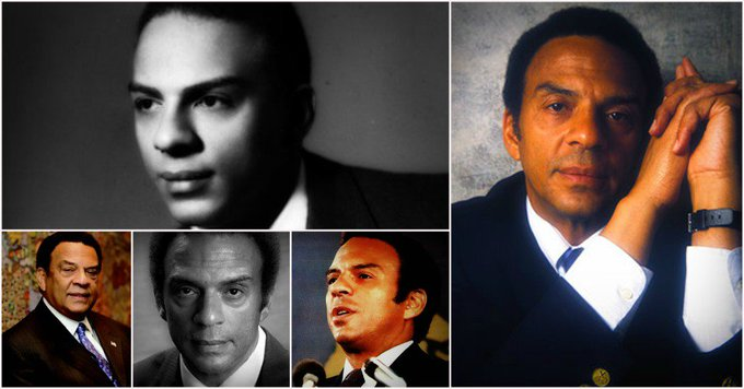Happy Birthday to Andrew Young (born March 12, 1932)