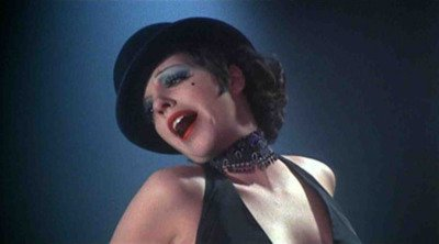 Happy birthday to the incomparable Liza Minnelli, wonderful Aaron Eckhart and...me! :)