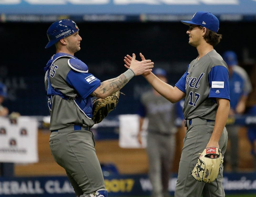 Israel soars at World Baseball Classic, and a nation shrugs