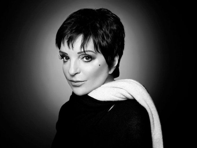 Happy birthday, Liza Minnelli!!
