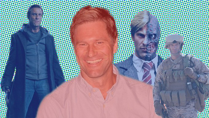 Happy birthday to actor Aaron Eckhart! What was your favorite role he played?