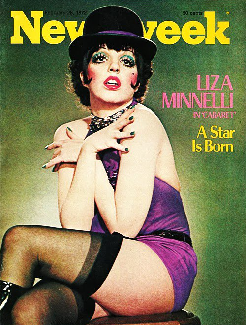 Happy 71st Birthday to the iconic, one-and-only Liza Minnelli!