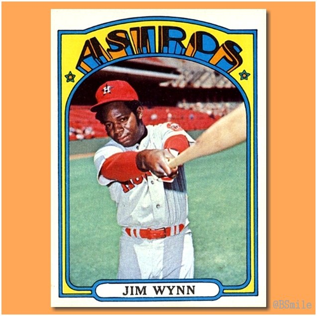 "Happy 75th Birthday Jimmy Wynn! ~ Cheers to the Houston legendary ""Toy Cannon\"""
