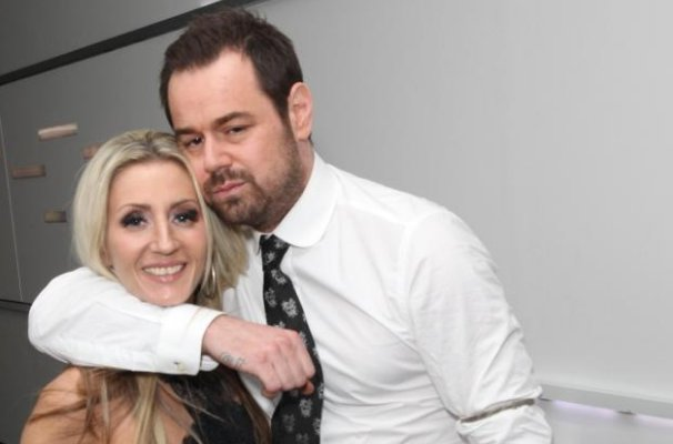 """Danny Dyer vows to """"whisk wife Joanne Mas to the Maldives for no expenses spared second honeymoon"""" following EastEnders break"""
