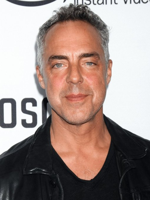Happy Birthday to Titus Welliver, aka The Man in Black on