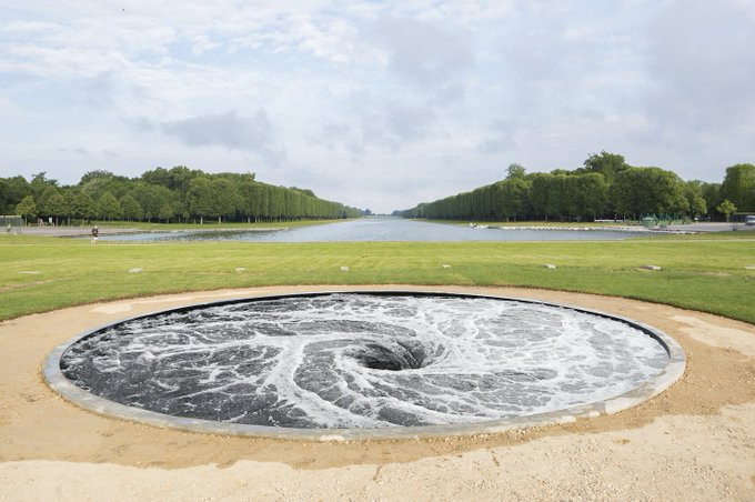 Happy Birthday to acclaimed sculptor Anish Kapoor:
