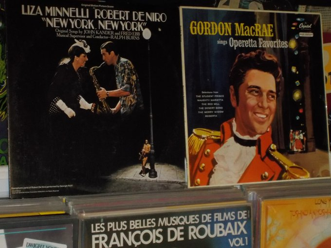 Happy Birthday to Liza Minnelli & Lincoln\s own, the late Gordon MacRae