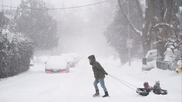Winter's last blast: Ontario faces major snow storm