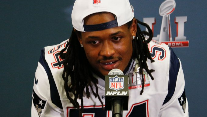 Happy birthday LB Dont a Hightower, who teams are convinced will return to the Patriots