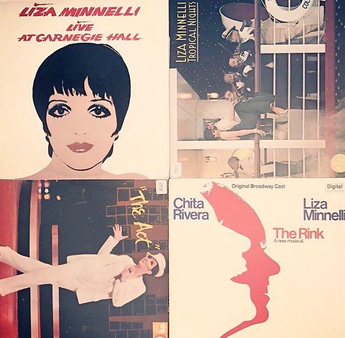 Wishing a very HAPPY BIRTHDAY to the most wonderful Liza Minnelli!