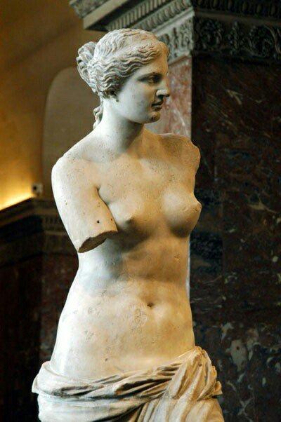 Gli uomini credono che gli amici siano l'unico rifugio   #ConGliOcchiDeiGreci   Aristotele   Venere di Milo  Louvre   @AntonellaCanto3 https://t.co/sYKXN9RSlT