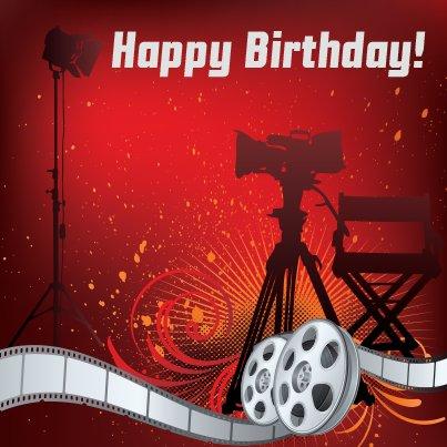 Aaron Eckhart, Happy Birthday! via