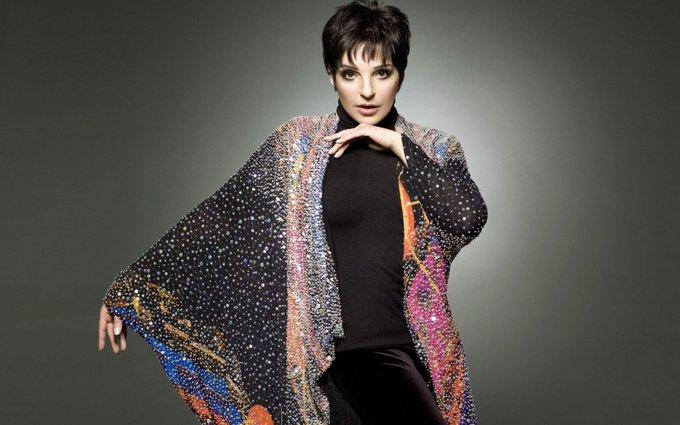 happy birthday to you, Liza Minnelli