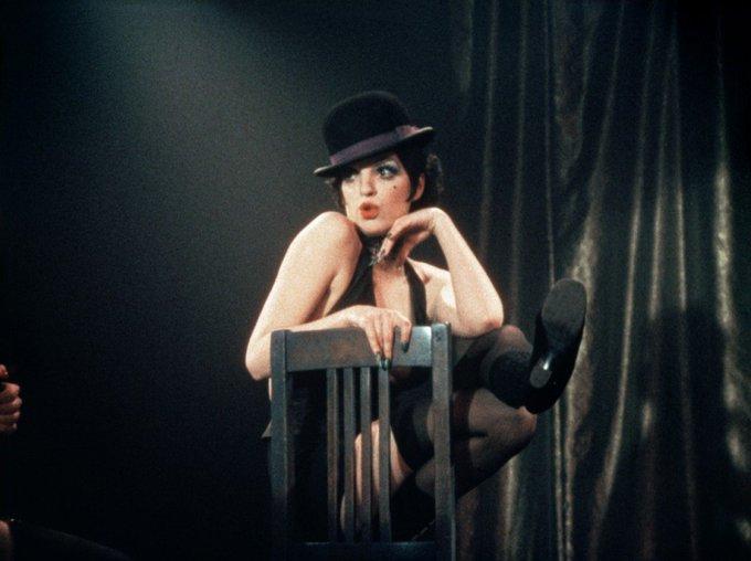 Happy Birthday Liza Minnelli! Now watching Cabaret to celebrate...