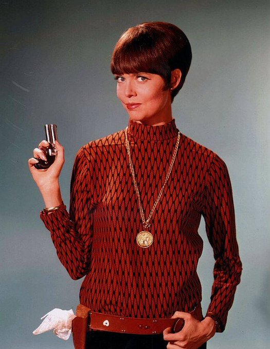 Happy Birthday to Barbara Feldon!